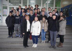 Ученички парламент Техничке школе